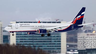 VP-BSB - Boeing 737-8MC - Aeroflot