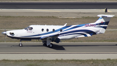 N82NG - Pilatus PC-12/47E - Private