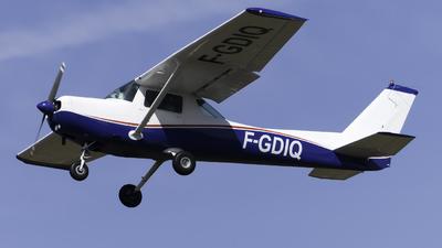 F-GDIQ - Reims-Cessna F152 - Private
