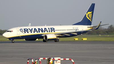 EI-DCN - Boeing 737-8AS - Ryanair