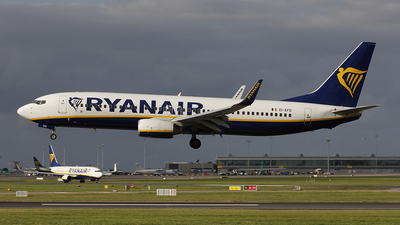 A picture of EIEFD - Boeing 7378AS - Ryanair - © Bruno Sousa de Lima