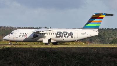 A picture of SEDSV - Avro RJ100 - [E3250] - © Johannes Wirl