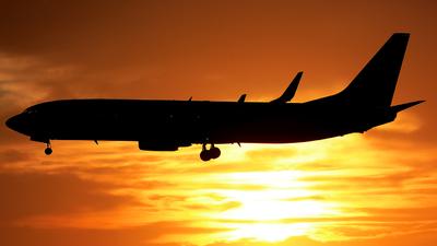 EI-FTY - Boeing 737-8AS - Ryanair