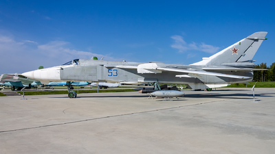 53 - Sukhoi Su-24MP Fencer-F - Russia - Air Force