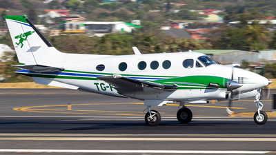 A picture of TGFBG - Beech C90 King Air - [LJ550] - © Alonso Cisneros