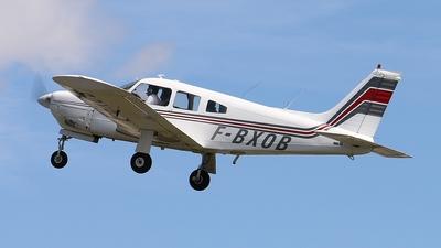 F-BXOB - Piper PA-28R-200 Cherokee Arrow II - Aero Pyrenees