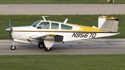 N9567Q - Beechcraft V35 Bonanza - Private