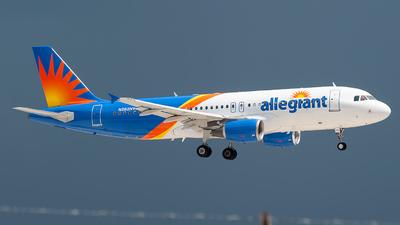 N282NV - Airbus A320-214 - Allegiant Air