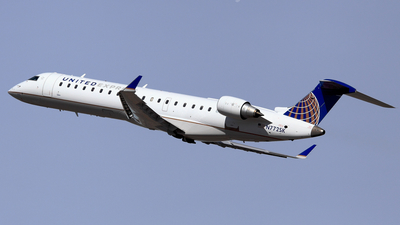 N772SK - Bombardier CRJ-702 - United Express (SkyWest Airlines)