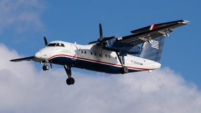 A picture of N940HA - De Havilland Canada Dash 8100 - [156] - © Shelley Neill