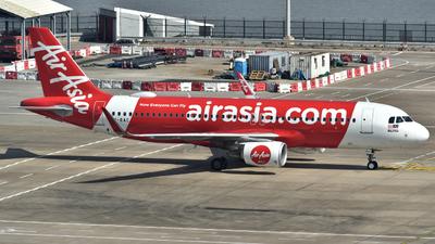 A picture of 9MRAC - Airbus A320216 - AirAsia - © genius4713