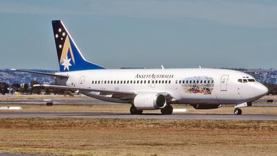 VH-CZA - Boeing 737-377 - Ansett Airlines of Australia