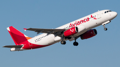 A picture of N493TA - Airbus A320233 - Avianca - © Positive Rate Photography