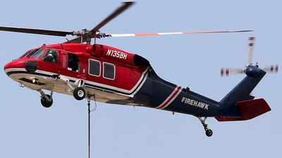 N135BH - Sikorsky S70A-27 Firehawk - Private