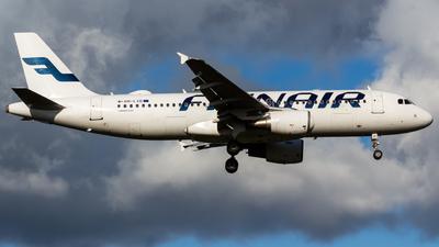OH-LXD - Airbus A320-214 - Finnair