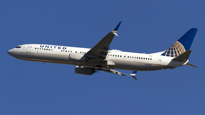 A picture of N69819 - Boeing 737924(ER) - United Airlines - © Jeremy D. Dando