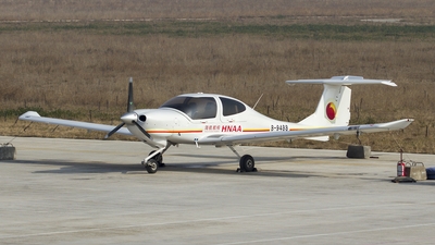 B-9488 - Diamond DA-40D Diamond Star - Hainan Aviation Academy