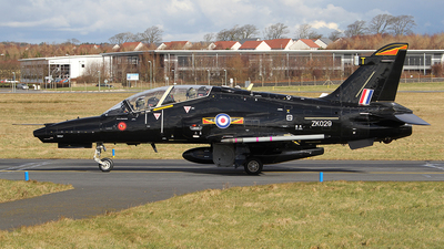 ZK029 - British Aerospace Hawk T.2 - United Kingdom - Royal Air Force (RAF)