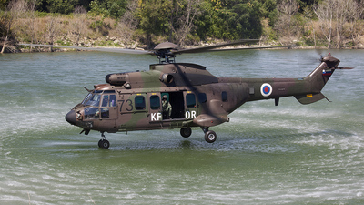 H3-73 - Eurocopter AS 532AL Cougar - Slovenia - Air Force