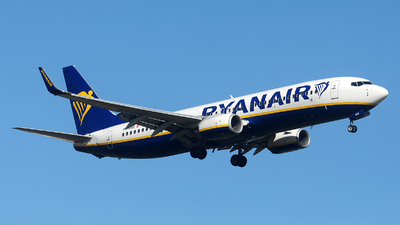 A picture of 9HQAB - Boeing 7378AS - Ryanair - © Alexander Portas