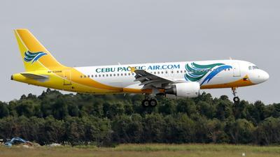 RP-C3268 - Airbus A320-214 - Cebu Pacific Air