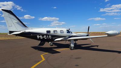 PS-CIO - Piper PA-31T Cheyenne II - Brazil - Military Police