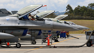 93-0549 - Lockheed Martin F-16CJ Fighting Falcon - United States - US Air Force (USAF)
