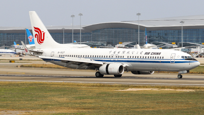 B-1527 - Boeing 737-89L - Air China