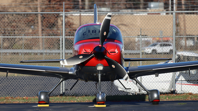 N518WT - Cirrus SR22T - Private