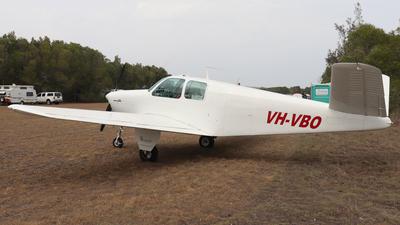 VH-VBO - Beechcraft E33 Bonanza - Private