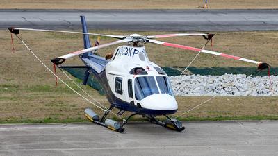 N963KP - Agusta-Westland AW-119Kx - Private