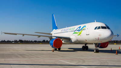 XU-709 - Airbus A320-214 - Sky Angkor Airlines