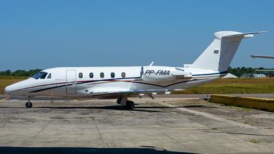 PP-FMA - Cessna 650 Citation III - Private