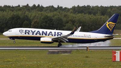 EI-FRF - Boeing 737-8AS - Ryanair