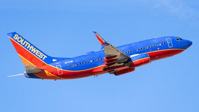 N7742B - Boeing 737-7BD - Southwest Airlines