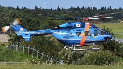 JA6812 - MBB-Kawasaki BK117C-1 - Japan - Police