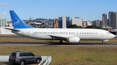N418US - Boeing 737-401 - iAero Airways (Swift Air)