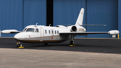 A picture of N163WC - IAI 1124 Westwind - [217] - © David Oates