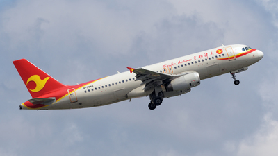 B-9948 - Airbus A320-232 - Tianjin Airlines