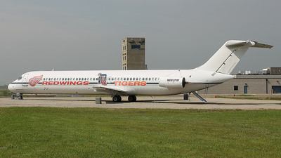 N682PW - McDonnell Douglas DC-9-51 - Olympia Aviation