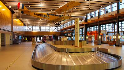 PAFA - Airport - Terminal
