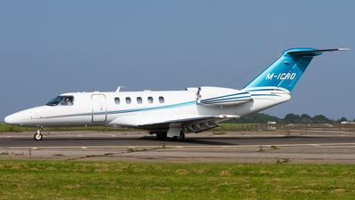 A picture of MICRO - Cessna 525C CitationJet CJ4 - [525C0257] - © Tim Lowe
