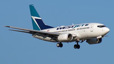 C-GWCY - Boeing 737-6CT - WestJet Airlines