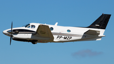 PP-MZP - Beechcraft C90GT King Air - Private