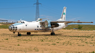 80031 - Antonov An-30A-100 - Kazakhstan - Government