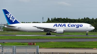 JA604F - Boeing 767-381F(ER) - ANA Cargo