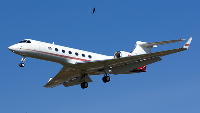 N581D - Gulfstream G550 - Private