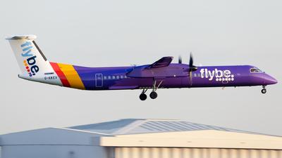G-KKEV - Bombardier Dash 8-Q402 - Flybe