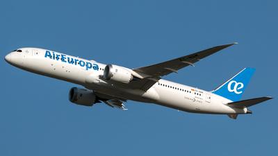 EC-NGM - Boeing 787-9 Dreamliner - Air Europa