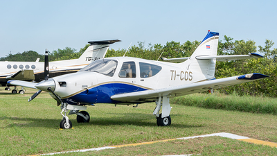 TI-COS - Rockwell Commander 114 - Private